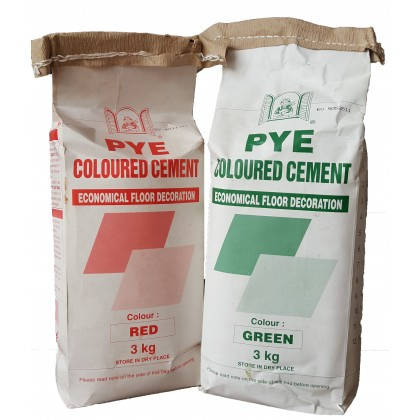PYE Colour Cement Decoration & Renovation