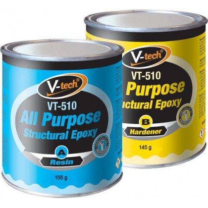 VT-510 All Purpose Structural Epoxy (300gm) Epoxy Putty