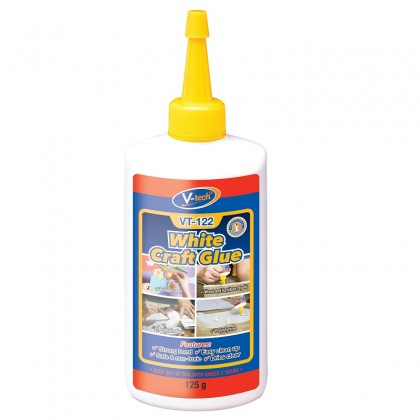 Polystyrene Glue White Craft Glue 125gm